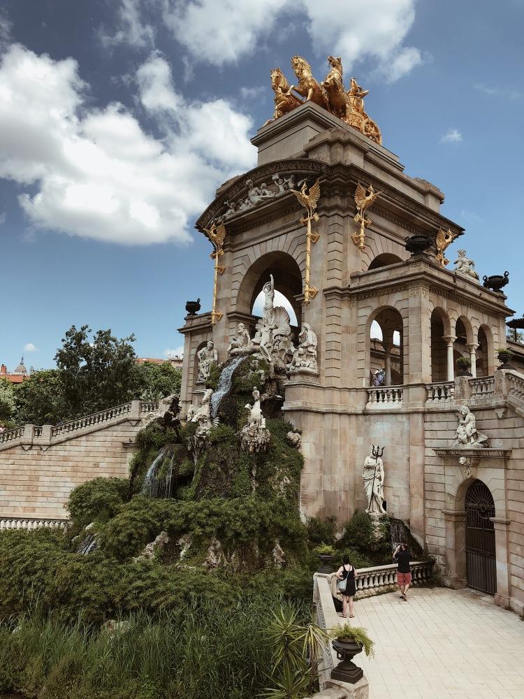 Cascada de Gaudi