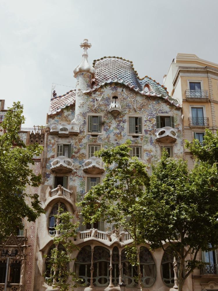 Casa Batlo Gaudi