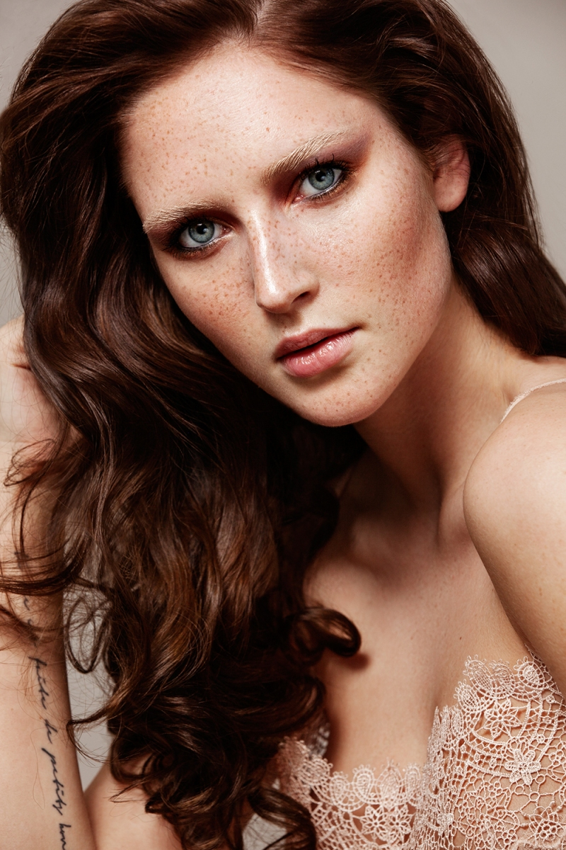 Beauty Shoot by Christine Lutz