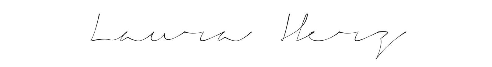 Laura Herz Logo