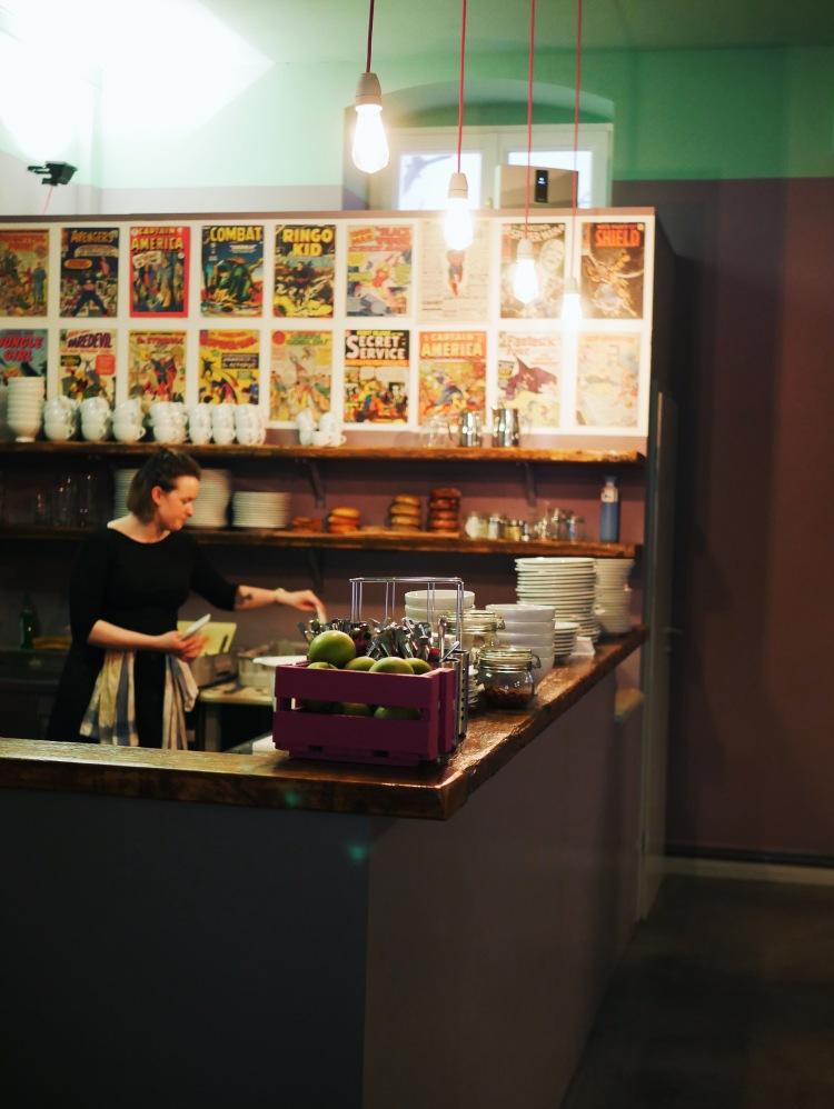 Café What Do You Fancy Love?