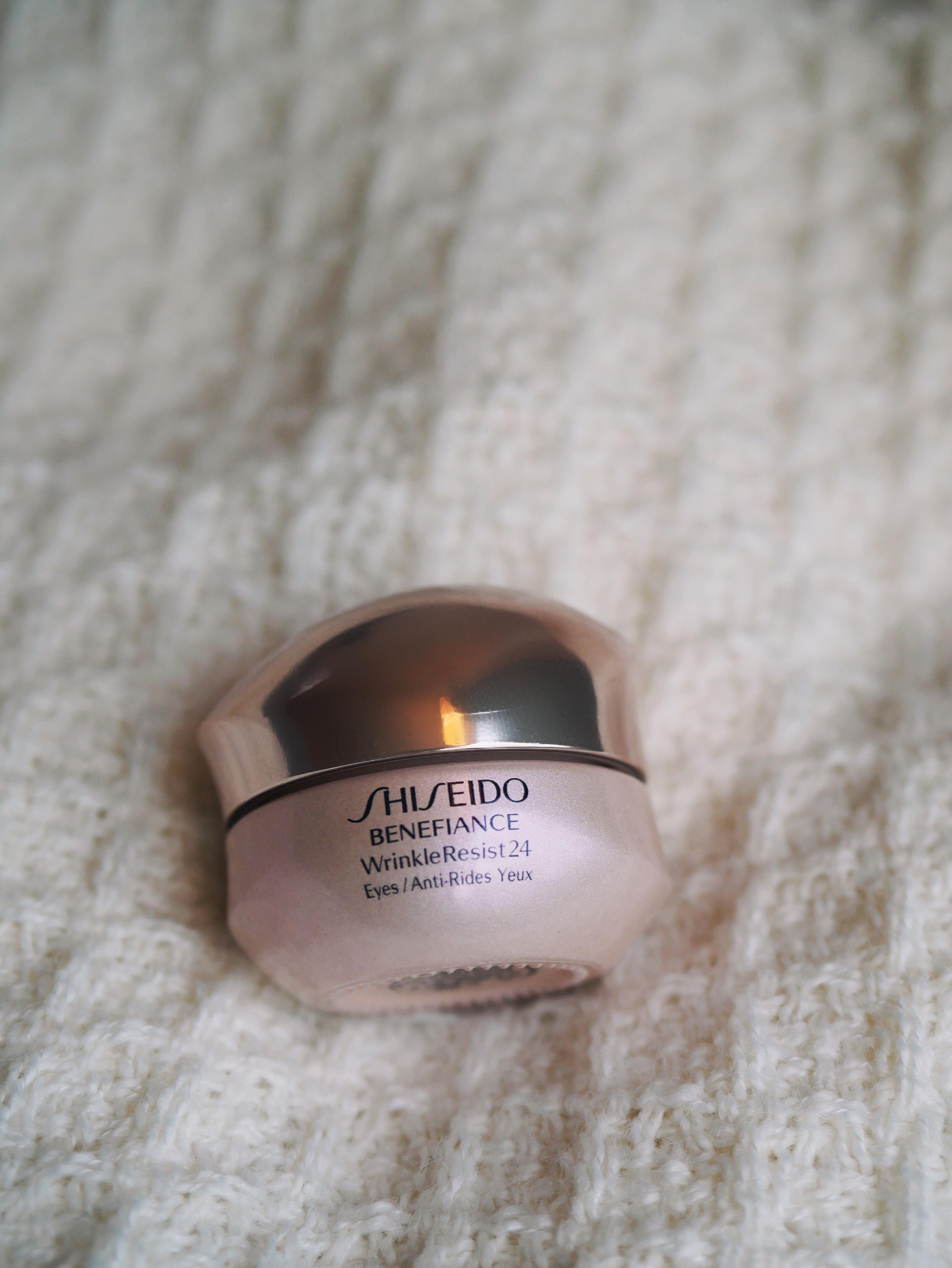 Shiseido Benefiance WrinkleResist
