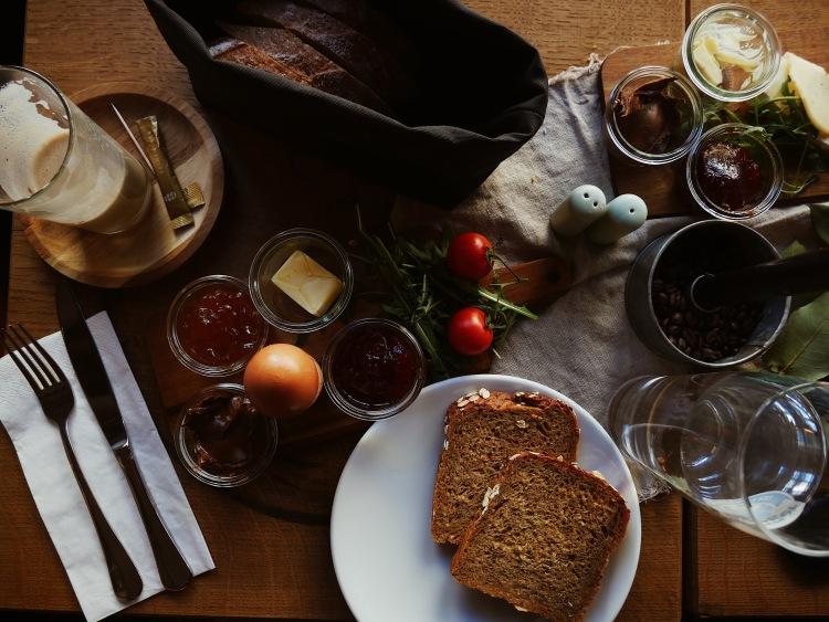 Holzkranich München Süßes Frühstück