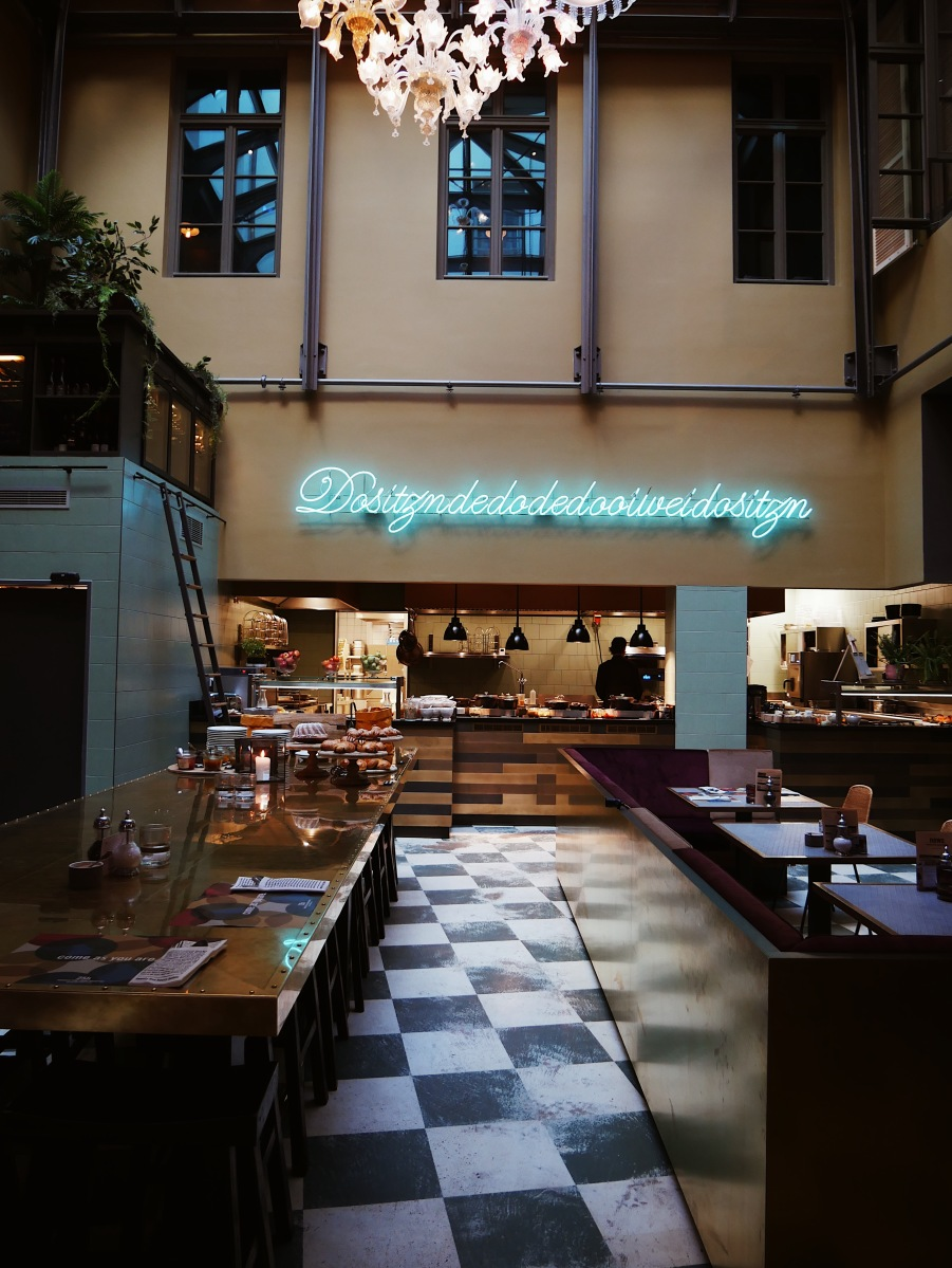 Staycation im 25hours Hotel München