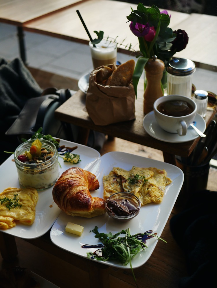 Die Waldmeister München Frühstück