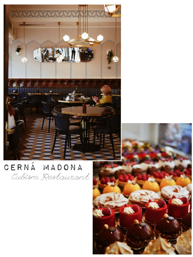 Cerna Madona Travelguide Prague