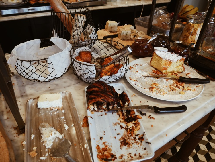 Market House Hotel Breakfast