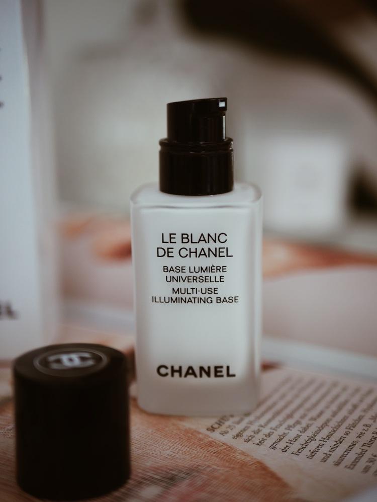 Chanel Le Blanc de Chanel Primer