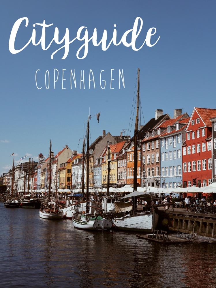 Cityguide Copenhagen